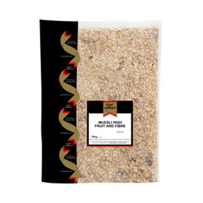Load image into Gallery viewer, Chef William Muesli High Fruit & Fibre 2kg