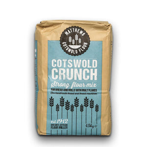 Load image into Gallery viewer, FWP Matthews Cotswold Crunch Strong Bread Flour 1.5kg