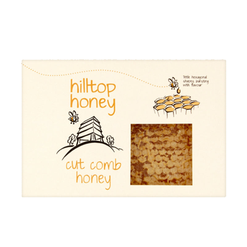 Hilltop Cut Honey Comb Slab 200g