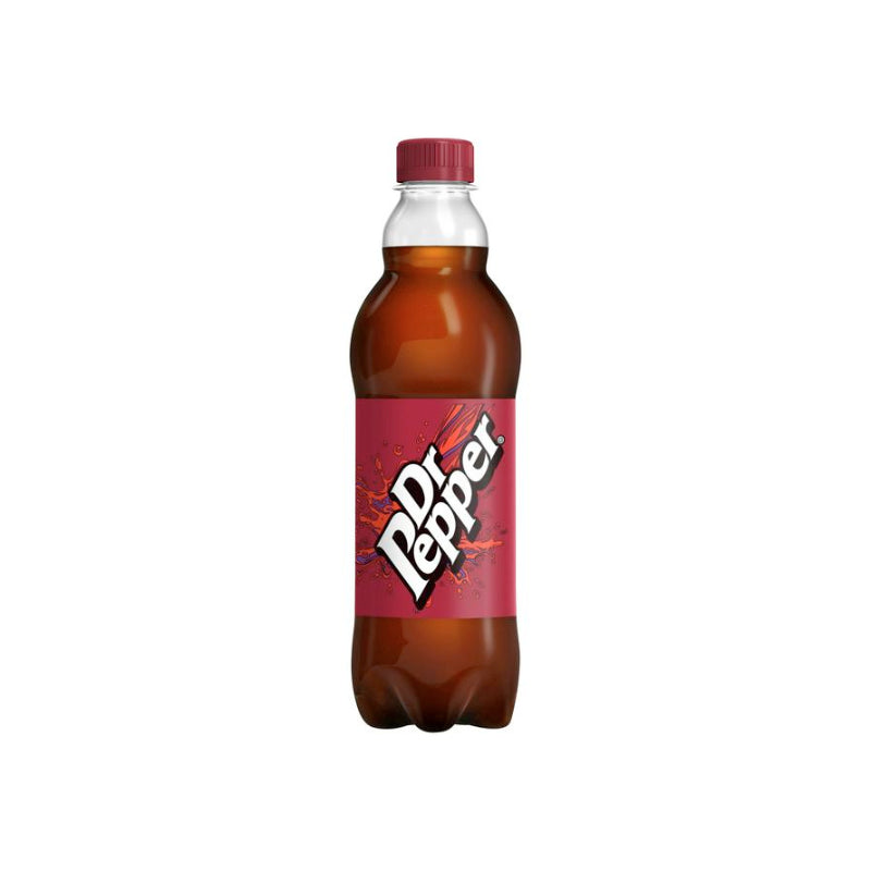 Dr Pepper Bottles 12 x 500ml