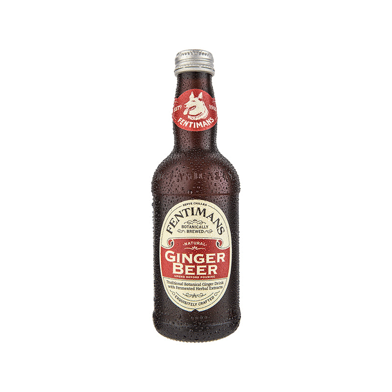 Load image into Gallery viewer, Fentimans Ginger Beer 12 x 275ml