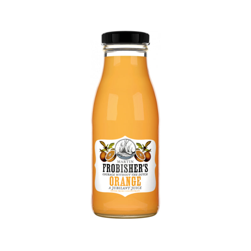 Load image into Gallery viewer, Frobishers Orange Juice 24 x 250ml