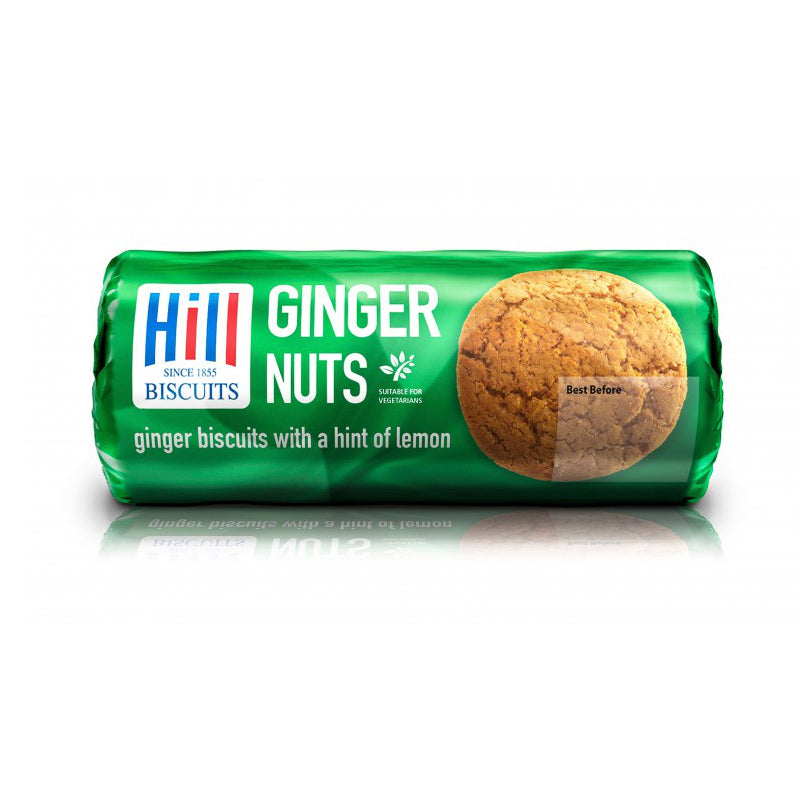 Biscuits Ginger Nuts - 150g