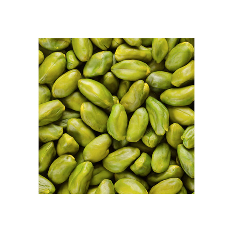 Iranian Green Skinless Pistachios 1kg