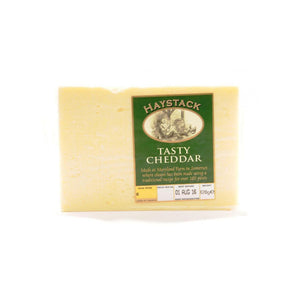 Load image into Gallery viewer, Barber's Haystack Tasty Cheddar 320g