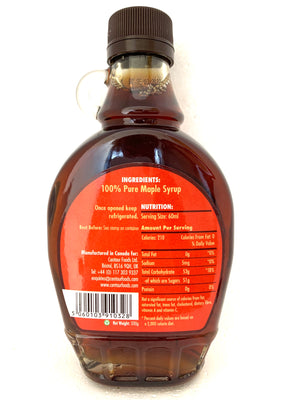 Pure Maple Syrup 330ml