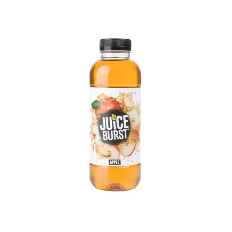 Juice Burst Fairtrade Apple 12 x 500ml