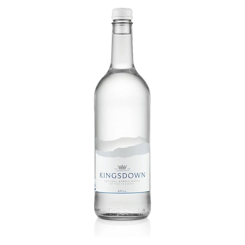 Kingsdown Still Glass Bottle 12 x 750ml
