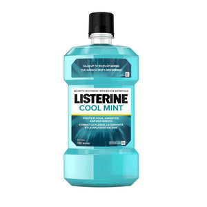 Listerine Cool Mint Mouth Wash 1ltr