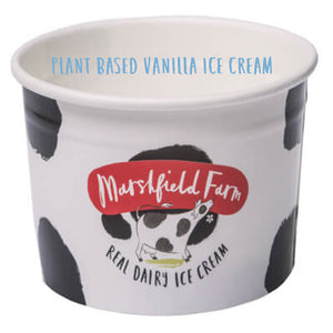 Load image into Gallery viewer, Marshfield Plant Based Vanilla Ice Cream 1 x 2.4ltr