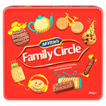 Family Circle Biscuit Selection 900g