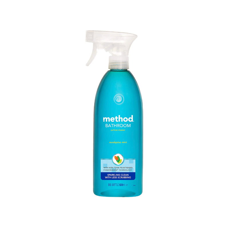 Method Bathroom Surface Cleaner Eucalyptus Mint