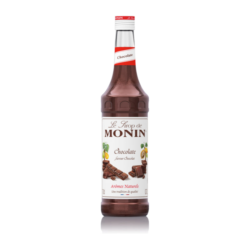 Load image into Gallery viewer, Monin Chocolate Coffee Syrup 70cl
