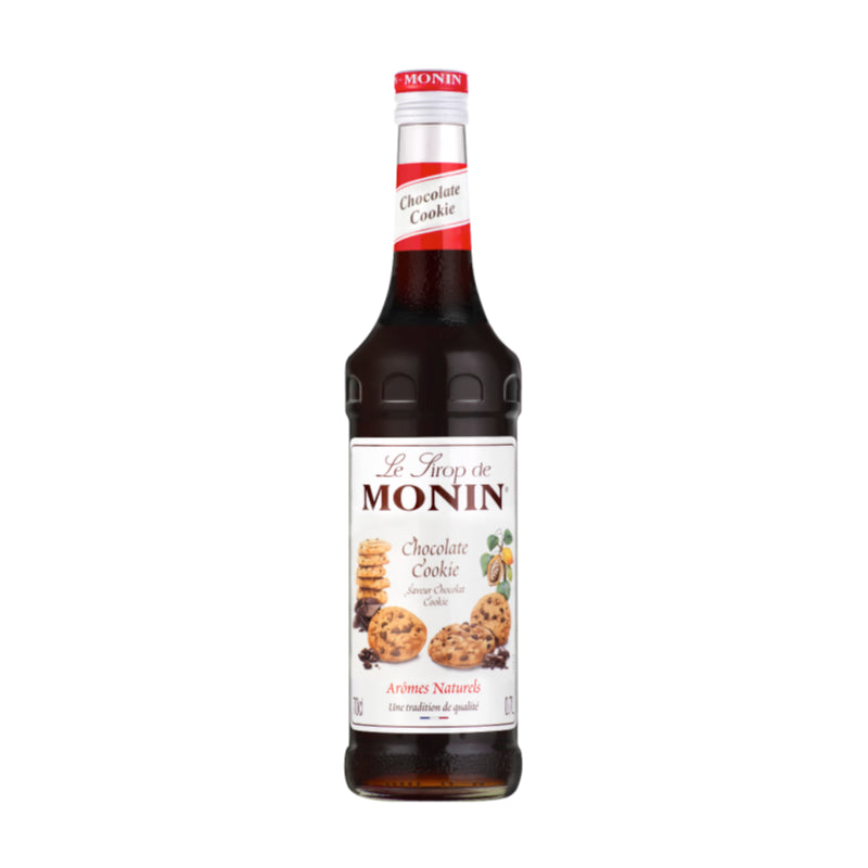 Load image into Gallery viewer, Monin Chocolate Cookie Coffee Syrup 70cl