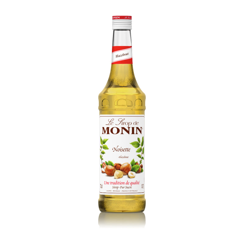 Monin Hazelnut Coffee Syrup 70cl
