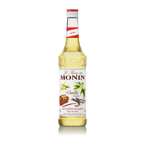 Load image into Gallery viewer, Monin Vanilla Coffee Syrup 700ml