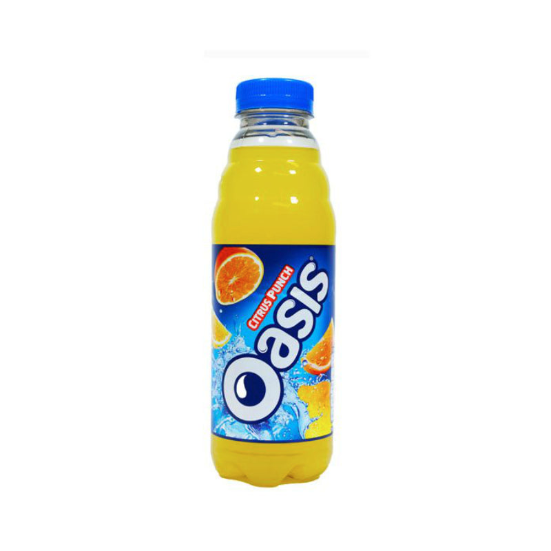 Load image into Gallery viewer, Oasis Citrus Punch 12 x 500ml
