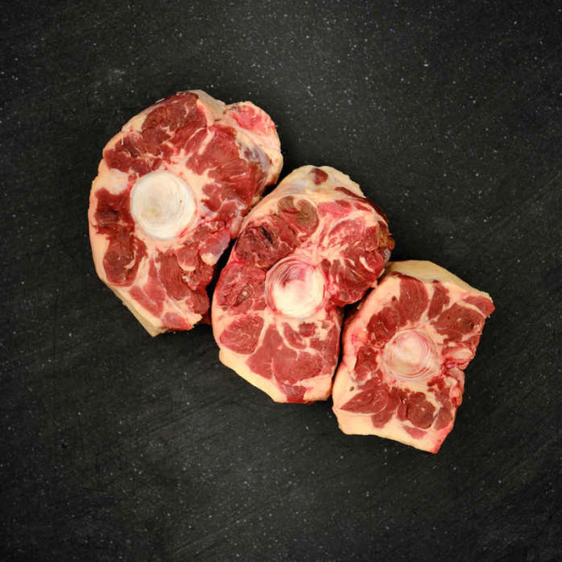 Ruby & White Ox Tail 1kg