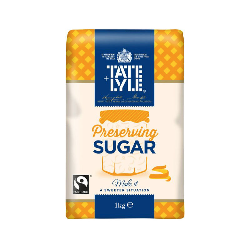 Tate & Lyle Preserving Sugar 1kg