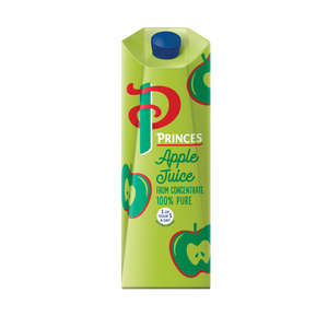 Load image into Gallery viewer, Princes Pure Apple Juice 24 x 200ml