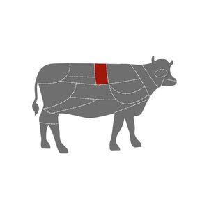 Load image into Gallery viewer, Ruby & White Rib of Beef 2kg