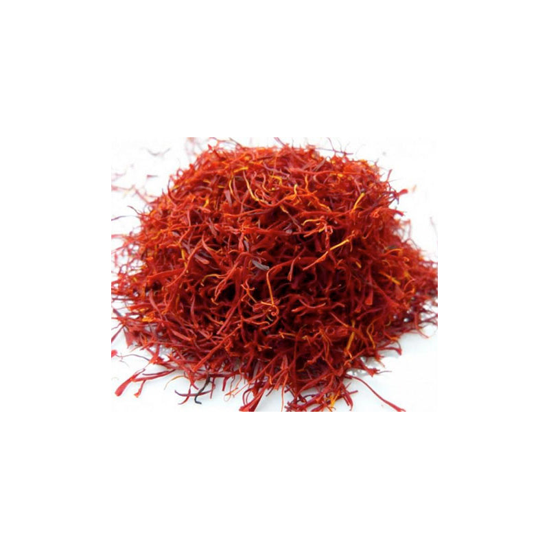 Pure Red Saffron Strands 1g