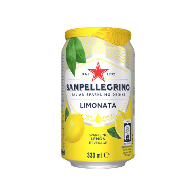 San Pellegrino Lemon 24 x 330ml