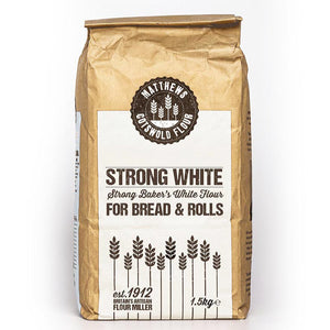 Matthews Strong White Bread Flour 1.5kg