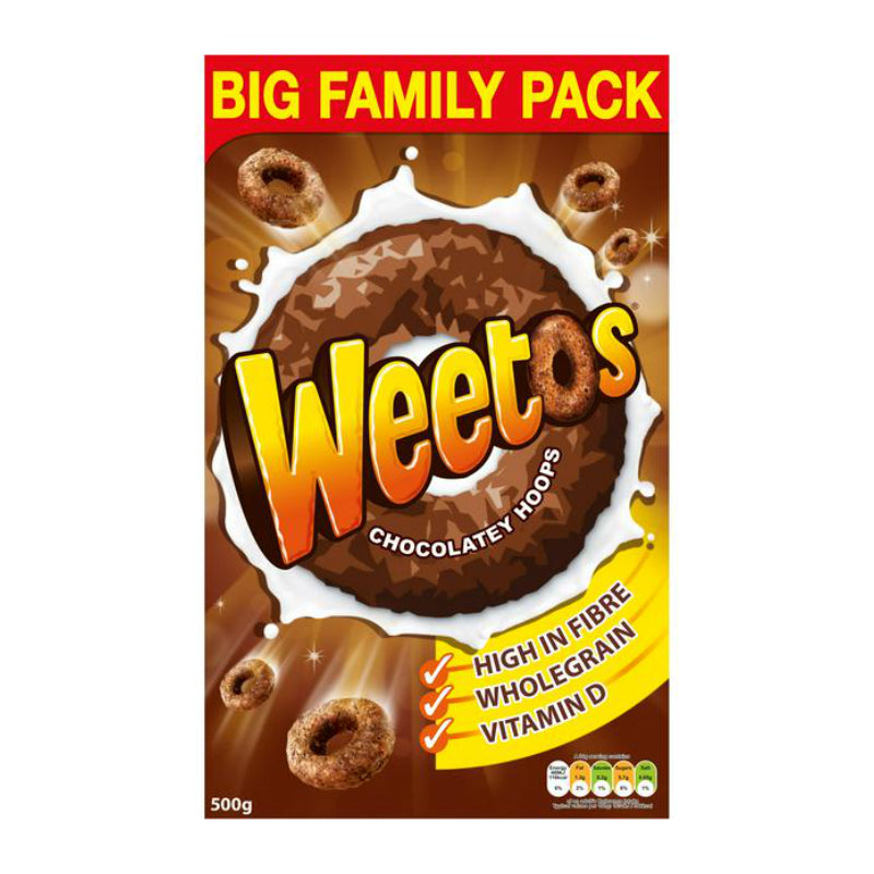 Wheetos Family Pack 500g