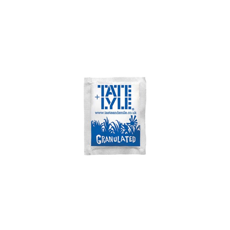 Load image into Gallery viewer, Tate & Lyle White Sugar Sachets 1000