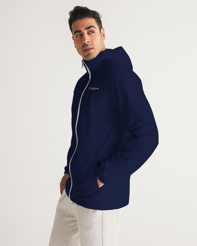 Nautical Windbreaker
