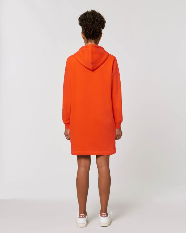 F&F Essential Hoodie Dress