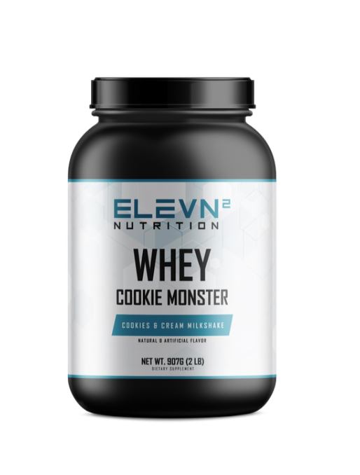 Cookie Monster Whey Protein 2lbs