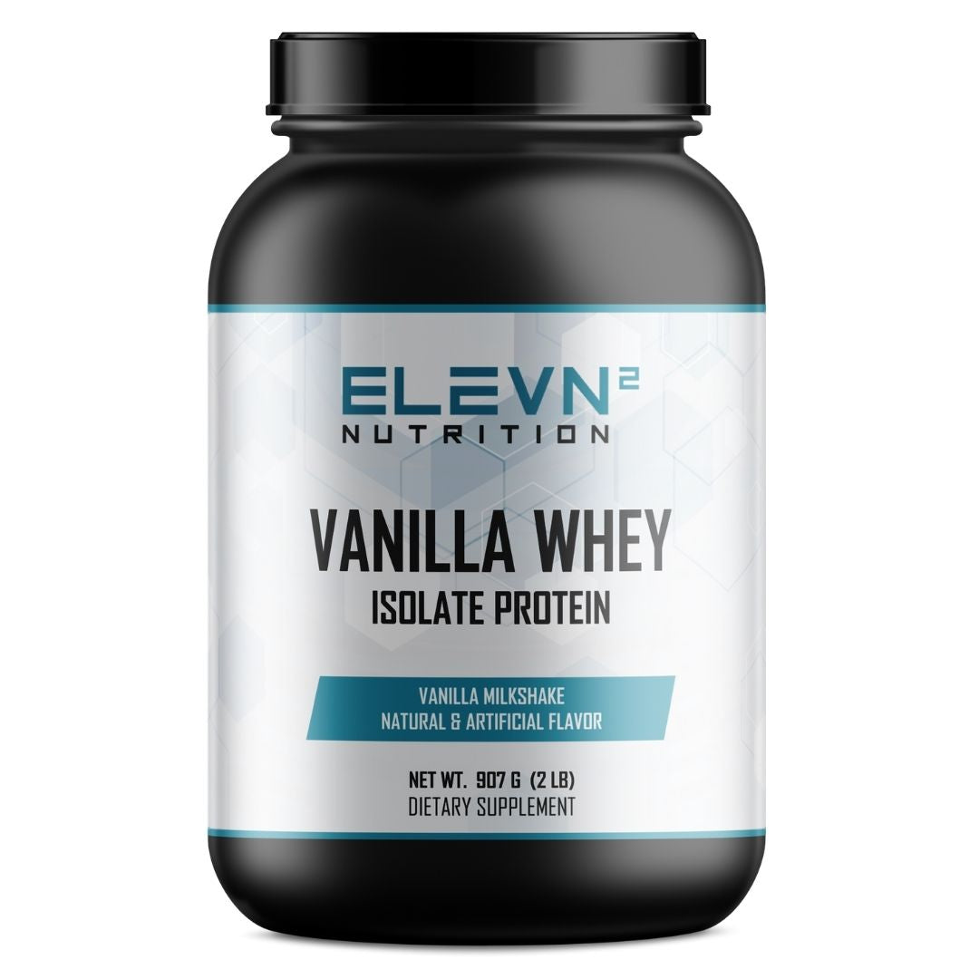 Whey Isolate Protein Vanilla