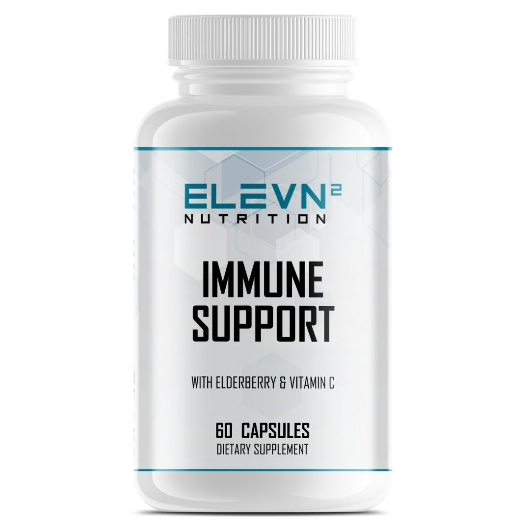 Elderberry Immune Support + Vitamin C