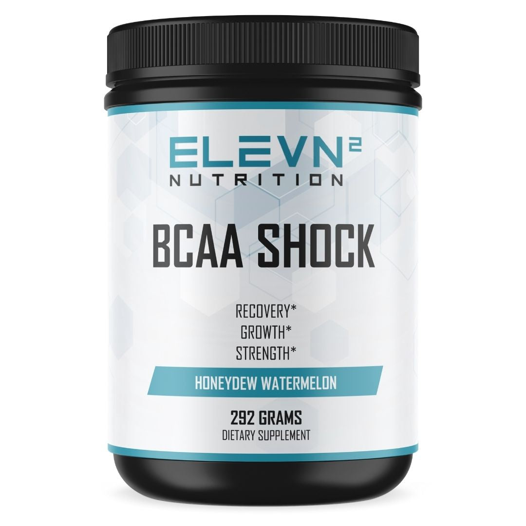 BCAA Shock- Honeydew Watermelon