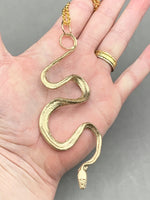 Load image into Gallery viewer, Snake Charmer Pendant