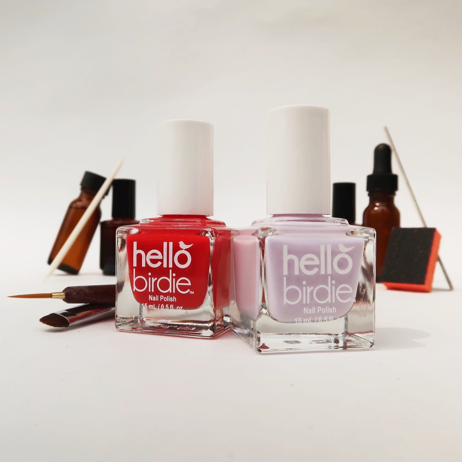 Duo Polish + Nail Art Kit
