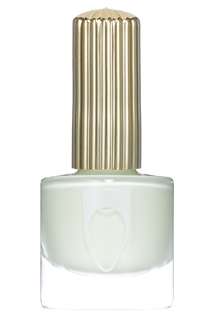 Pale green color Glowstar Floss Gloss nail polish