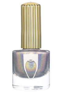 hologram pigment in intergalosstic Floss Gloss Nail polish