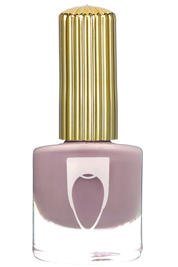 lilac mauve creme color Floss Gloss nail polish in Palazzo Pleasures
