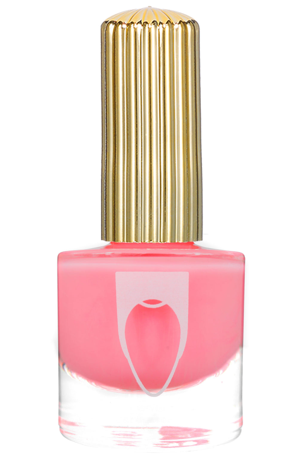 Pastel Pink color Floss Gloss nail polish in Playa del Pink