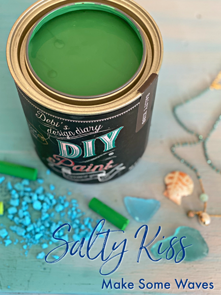 Salty Kiss DIY Paint