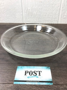 Anchor Hocking Glass Pie Dish