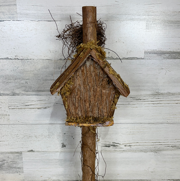 Bird House Decor