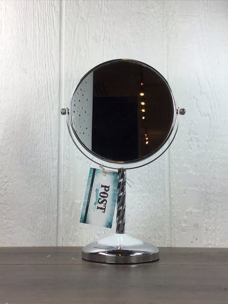 Two Sided Makeup Mirror