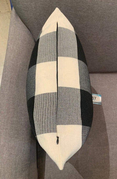 Buffalo Checkered Pillow