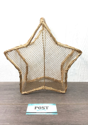 Gold Star Basket
