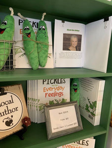 Pickles and the Everyday Feelings Book - Local Canby Author!