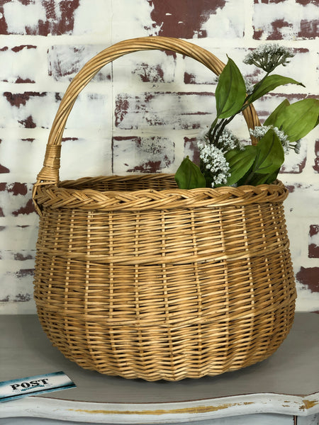 Wicker Basket